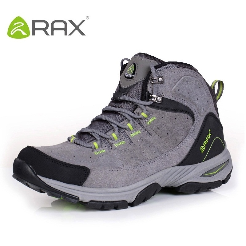 Men Walking Shoes Outdoor Shoes For Male Top Quality Waterproof Genuine Leather Outdoor  ...