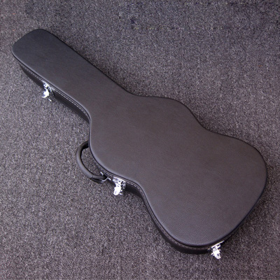 Black electric guitar hardcase for ST TL Guitar well shipped with guitar only