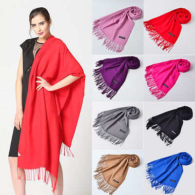 2016 NEW Couple Scraf Winter Scarf Cashmere Women Long Scarf Wrap Shawl Solid Knit Warm Scarves Pashmina
