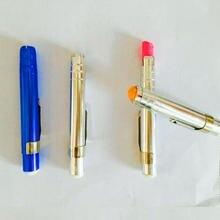 10 шт/лот алюминиевые держатели для мела держатель ручки зажим