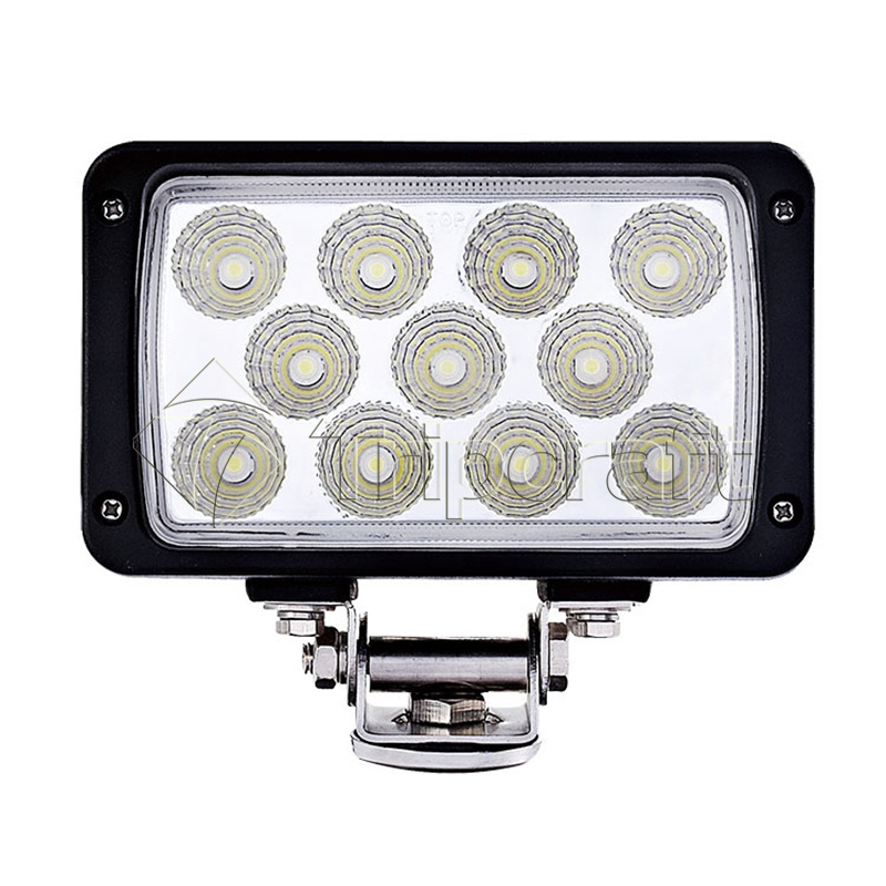 Tripcraft 6Inch 33W LED Work Light spot Flood Fog offroad ATV 4x4 Driving Lamp for Motorcycle Tractor Truck Trailer SUV Boat 4WD spot flood combo 72w led working lights 12v 72w light bar ip67 for tractor truck trailer off roads 4x4 led work light