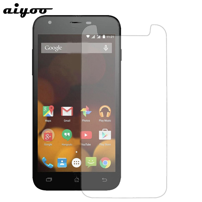 Aiyoo Universal Tempered Glass Screen Protector for 4.0 4.3 4.5 4.7 5.0 5.3 5.5 5.7 6.0 inch Mobile Phone Screen Protectors Film