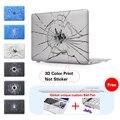 Broken Mirror Matte Case For Apple Macbook Pro 13 Case Air 11 Pro 15 Retina Case Laptop Bag For Macbook Air Pro Cover