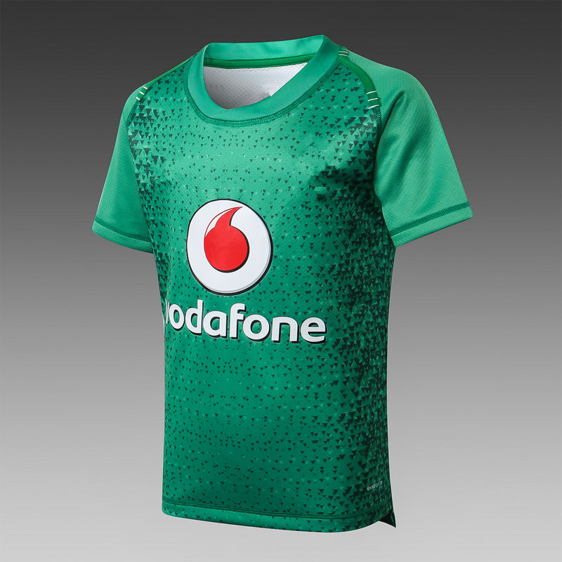 bf03ef5de9a Free shipping 18 19 Irish rugby jerseys kids children national team New ireland  Rugby kid t-shits