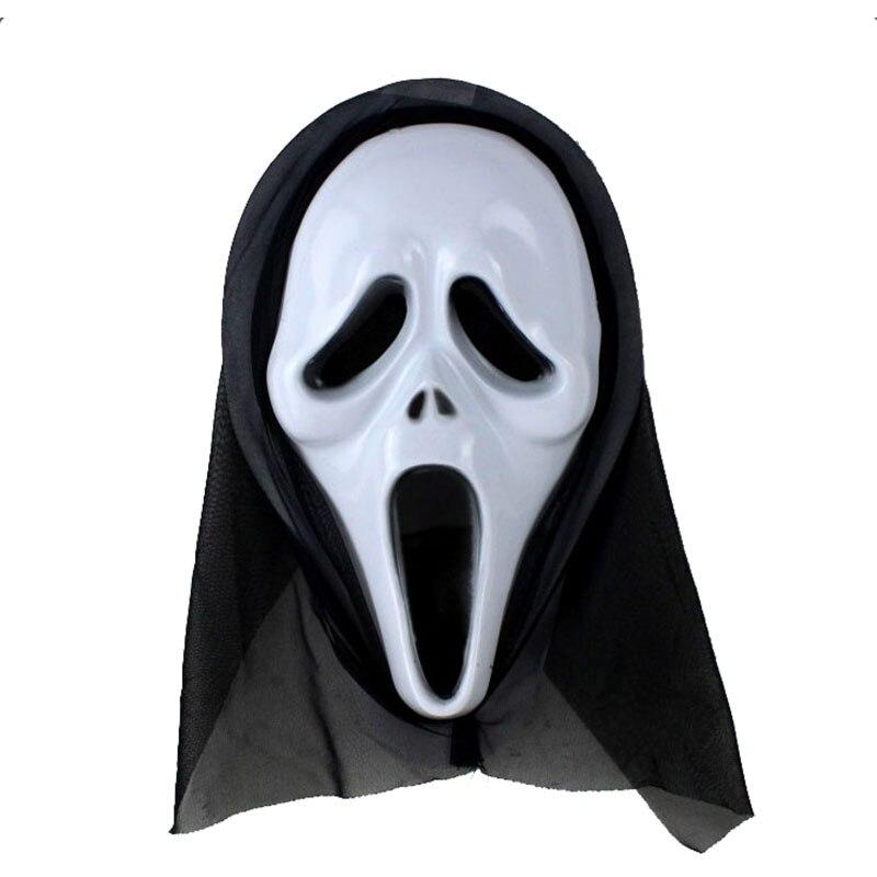 Scream MACHINE marca MASCHERA SCHELETRO PER HALLOWEEN FESTA spaventosa