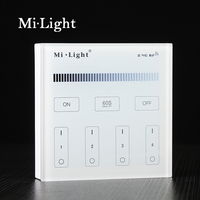 Milight B1 4 Zone Brightness Dimming Smart Panel Remote Controller For Led Strip Light Lamp Or