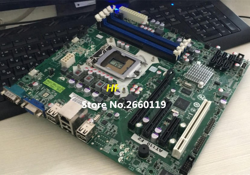 Desktop mainboard for GA-6UASL1 1155 C202 motherboard Fully tested desktop motherboard for lenovo ih61m 1155 system mainboard fully tested with cheap shipping