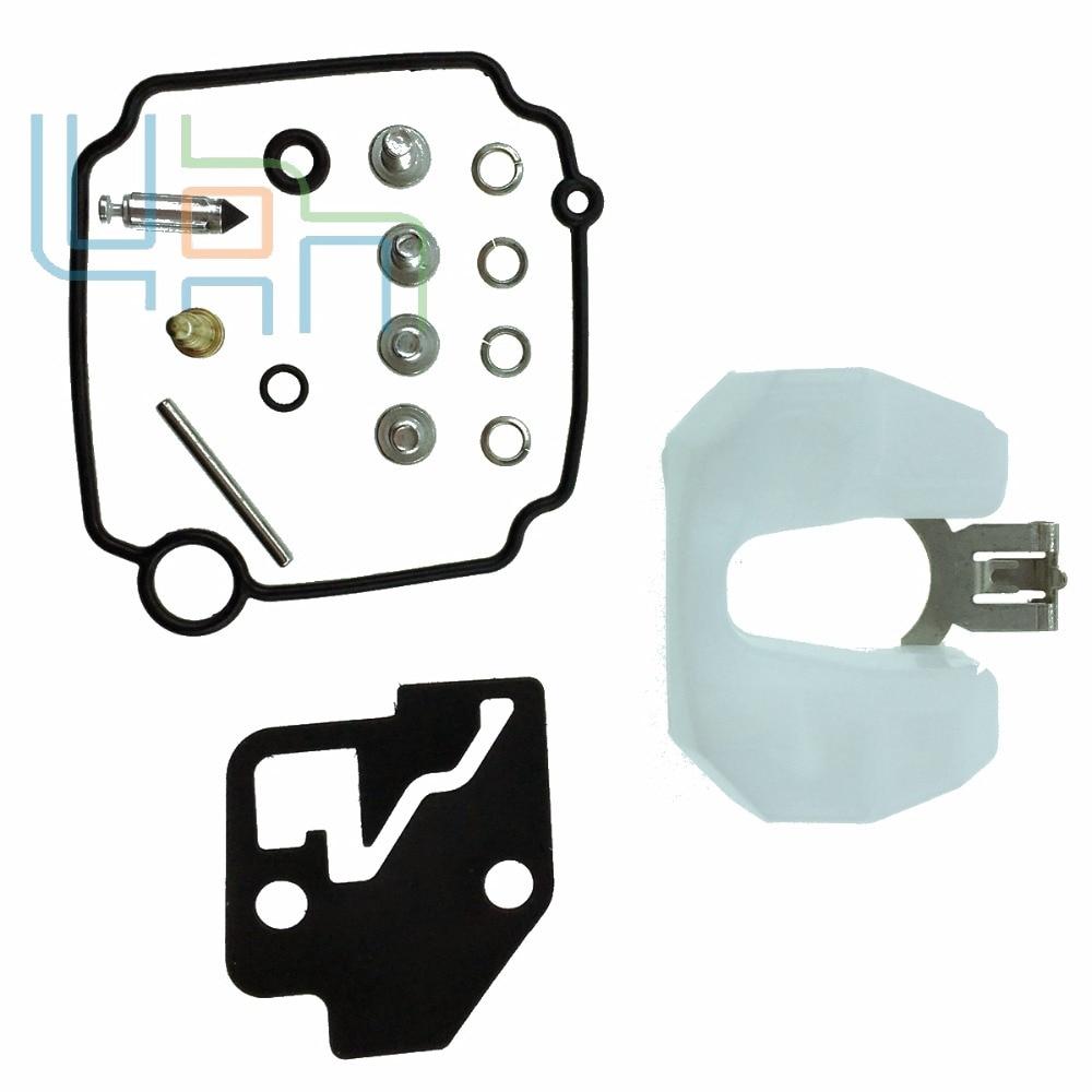 New Carburetor Repair Kit For Mercury 8-15HP 802706A 1 66M-W0093-01-00 18-7738