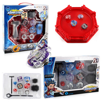 Beyblade Burst 4D Set With Launcher Metal Fight Battle Fusion Classic Toys With Original Box For