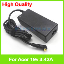 19V 3.42A ac adapter for Acer Laptop Charger Aspire 3680 4520 5100 5315 5515 5520 5532 5720 power supply(China)