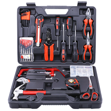 For 34 sets of household tool combination screwdriver wrench repair Kit Decepticons metal toolbox