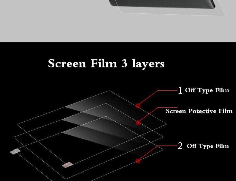 Seluruh Film Pelindung Untuk Lenovo Yoga Book 10.1 Inch Tablet PC - Aksesori tablet - Foto 5