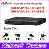 Dahua English Version 4K NVR NVR5216 16P 4KS2E NVR5232 16P 4KS2E 8 16 32 Channel 8PoE