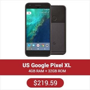 US google pixel XL