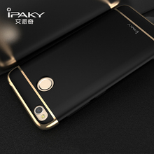 iPaky For Xiaomi Redmi 4X Case 3in1 Plating Matte Hard Housing Back Cover For Xiaomi Mi Redmi4X Pro Phone Cases