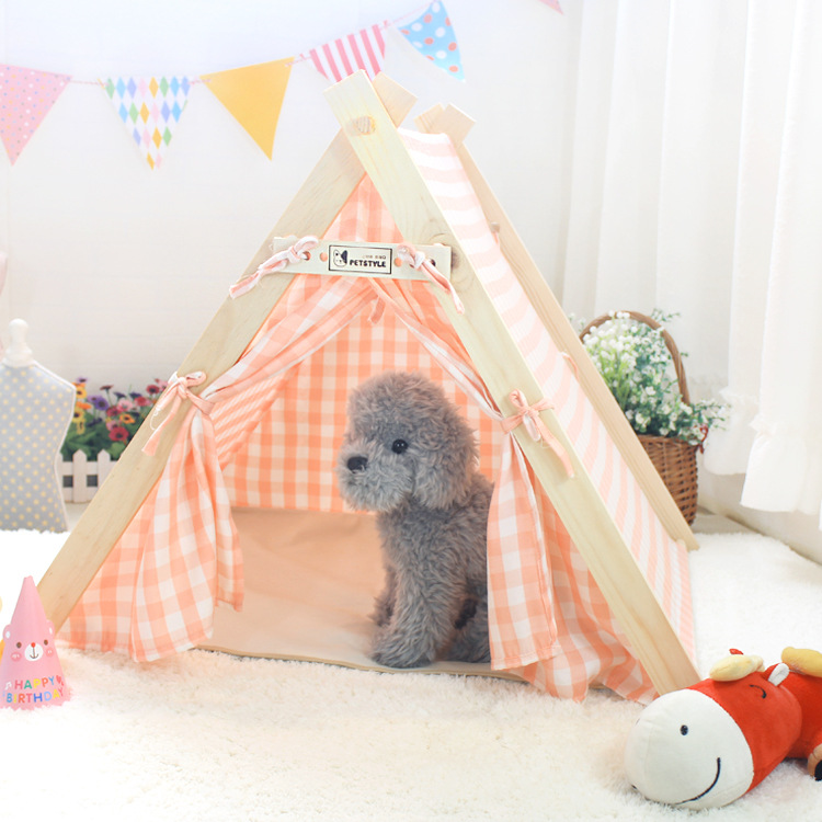 Small Indoor Dog House