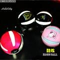 1 Pcs 6000 mAh Universal Jogo Cosplay forPokemon Pokeball LEVOU Rápida USB Do Telefone Móvel Carregador de Banco de Potência de Carga Brinquedos figura + cabo