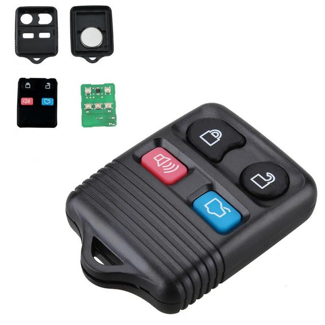 Keyless Entry Remote >> Us 5 38 31 Off 315mhz 4 Buttons Universal Replacement Keyless Entry Remote Key Fob Cwtwb1u345 For Ford Focus Escape Explorer In Car Key From