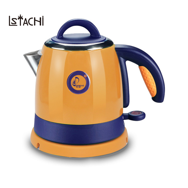все цены на LSTACHi Household Electric Split Style Stainless Steel Quick Heating Water Kettles Auto Power Off Teapot Boiler 1000W 0.8L онлайн