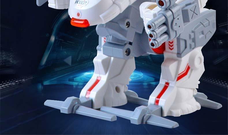 Remote Kids Robot Toys 2