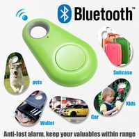 Keyfinder Wallet Dog Cat kids GPS locator anti lost keychain Smart Search Bluetooth Tracker Tag Key Finder Personal Alarm
