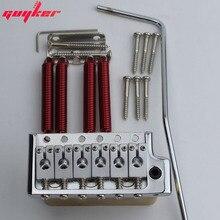 真鍮 PRS スタイルトレモロギターブリッジ完全なためのキットをインストール PRS カスタム CE クローム