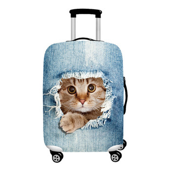 Cat Suitcase Covers