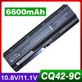 Laptop Battery for HP MU06 MU09 NBP6A174 for Compaq Presario CQ32 CQ42 CQ43 CQ56 CQ62 for Pavilion DM4 DV3 DV5 DV6 DV7 G4 G6 G7