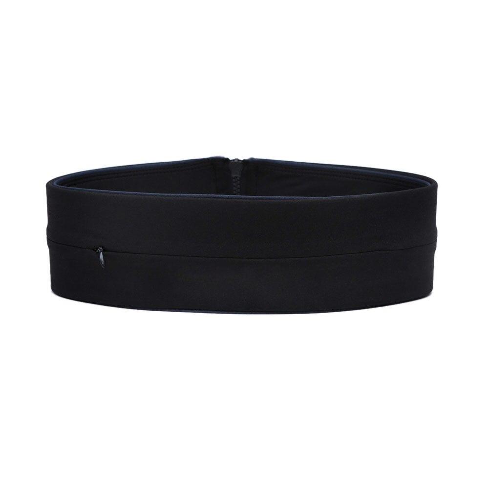 Exercise Fitness Running Waist Belt Bag Flip Style Mobile Cash Keys Pouch Outdoor Phone Anti-theft Pack Belt Bags