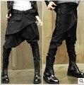 2016 Novo roupas homens homens Casuais Hip Hop Dança moletom a tendência da moda Calças skinny harem pants