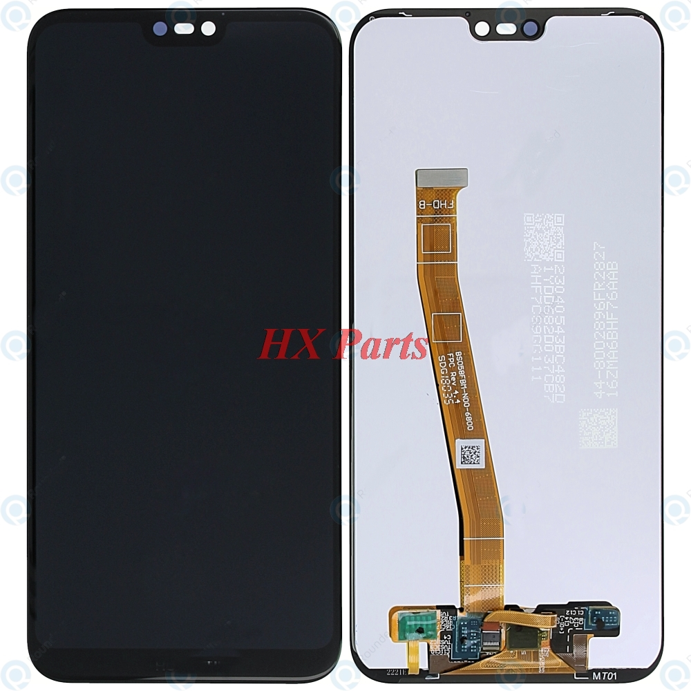 5x Tested LCD Screen For Huawei P20 Lite LCD Display Touch Screen Digitizer Assembly With Frame