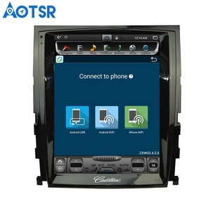 Image 5 - Android 10.0 PX6 6+128GB Car Radio Autoradio For Cadillac Escalade 2007 2012 Touch Screen Carplay DSP Multimedia GPS Navigation