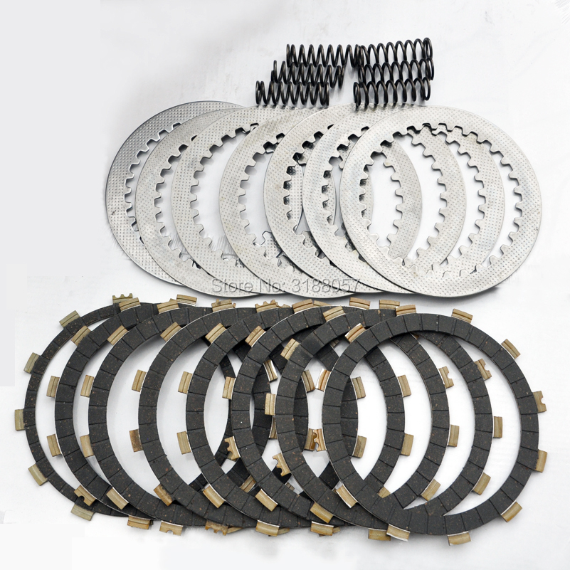 Yamaha YZ450F 2010 2013 Fits Tusk Heavy Duty Clutch Kit with Springs and Clutch Cover Gasket