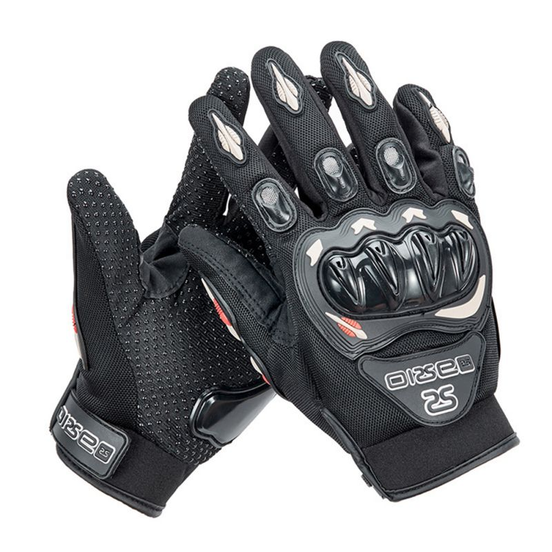 Cool Motorcycle Gloves Touch Screen Breathable Wearable Protective Gloves Motocross Stars Gloves