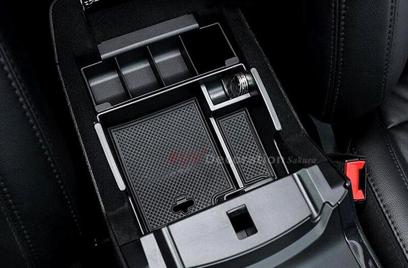 2016-2017 Accesorios ¡Nueva llegada! Para la cubierta de la caja - Accesorios de interior de coche