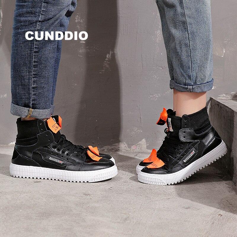 f9fd52ad Zapatos mujer Zapatillas mujer al aire libre parejas lienzo cuero genuino zapatos  tenis feminino zapatos de mujer en Zapatos de mujer de Zapatos en ...