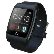 Pulsmesser Smart uhr UX Digital Bluetooth Uhr smartwatch Armbanduhr mit Gesundheit schlaf-monitor hände geben anruf etc