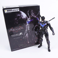 Play Arts KAI Batman Arkham Knight NO.6 NIGHTWING PVC Action Figure Collectible Model Toy
