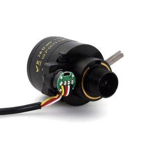 """Image 5 - MP HD z napędem 1/2. 7 """"2.8 12mm zmiennoogniskowy F1.4 M12 do montażu na DC Iris Auto IR kamera do monitoringu cctv obiektyw"""