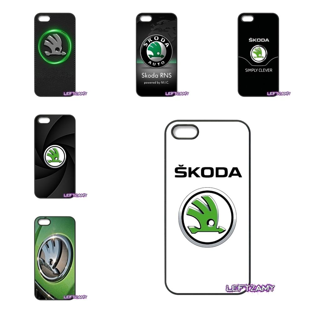 Nice skoda logo hard phone case cover for samsung galaxy - Samsung galaxy note 3 logo ...