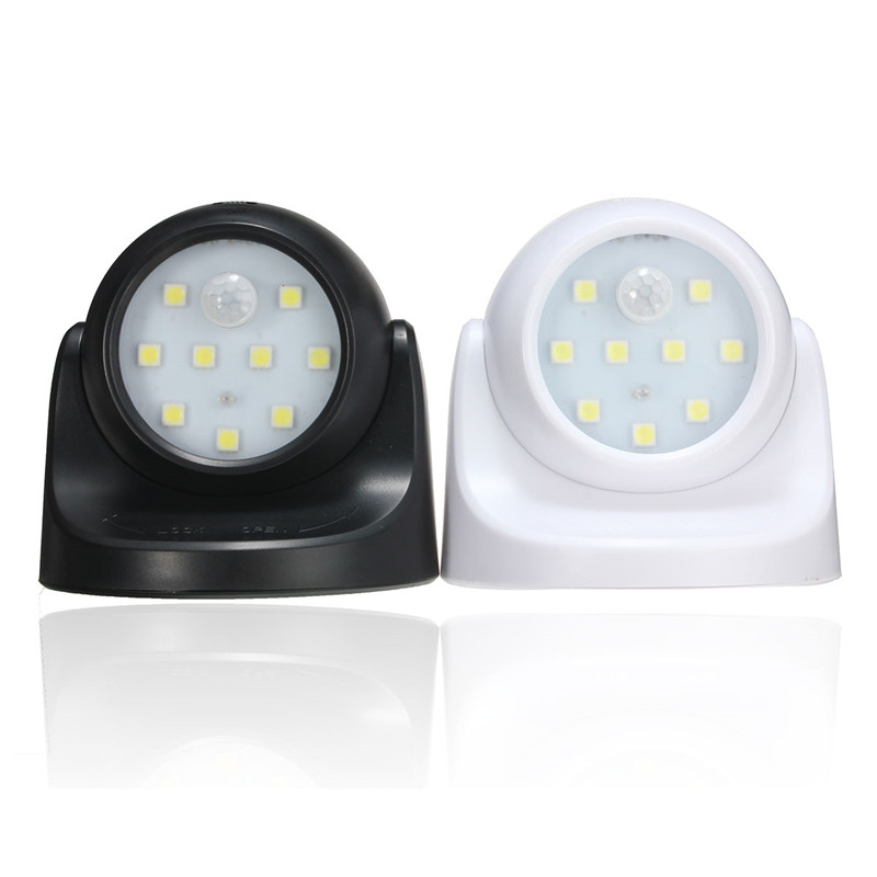 Battery Motion Sensor Light