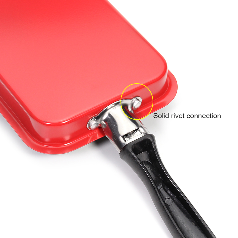 Rectangle Grill Pan 18.2*12.4cm (green ,red)