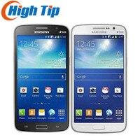 Original Samsung Grand 2 G7102 Cell Phone 8MP Camera GPS WIFI Dual SIM Quad Core Refurbished