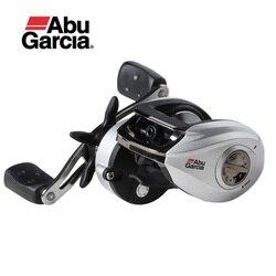 Originale Abu Garcia Marca ARGENTO MAX3 SMAX3 Bobina di Pesca L/R A Mano 5 + 1BB Max Trascina 8 kg 6.4: 1 il Lancio Delle esche Bobina Moulinet Peche