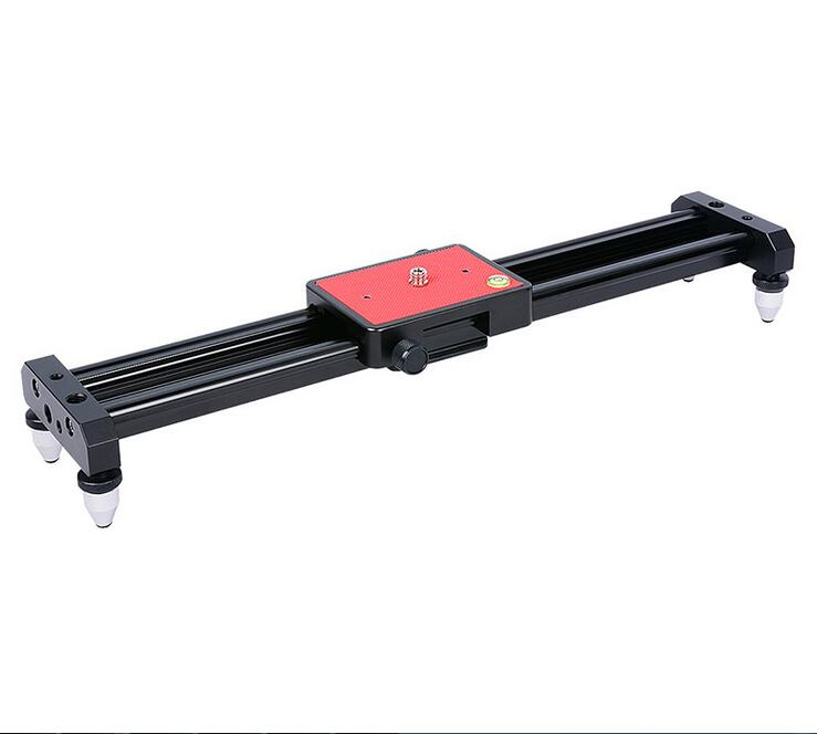 Foleto Piortable Camera Track Dolly Slider Video Stabilizer Rail System for Nikon Canon DSLR for Youtube Blog Photography Movie