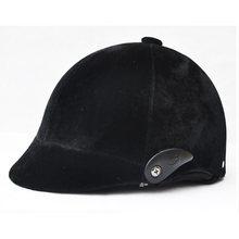 Tamanho livre ajustável equestre equitação capacete equestre capacetes casco capacete equipamento de equitação preto alta qualidade