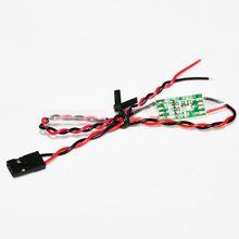 Sensor de telemetria de tensão da bateria frsky FBVS-01 para frsky taranis x4r x4rsb, x6r, d8r, D4R-II receptor