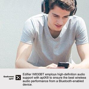 Image 3 - EDIFIER W830BT Wireless Headphones Bluetooth v4.1 wireless earphone aptX codec NFC tech with 95 hours of playback