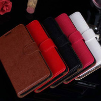 Luxury Litchi Wallet Pouch Leather Fundas Coque Case For Samsung Galaxy S3 SIII S4 Note 2