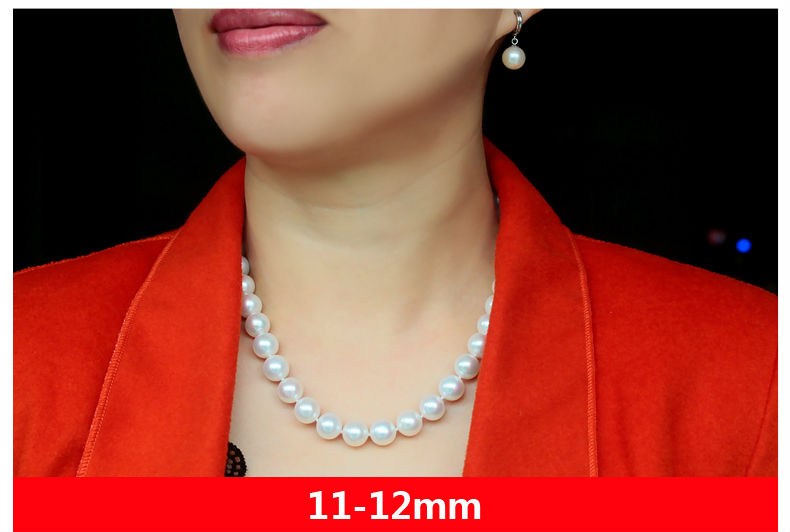 freshwater pearl necklace 55